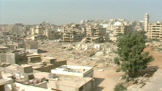 MG_051 Israel military footage: Gaza stock footage - Life in a Palestinian refugee camp in Gaza, 2002