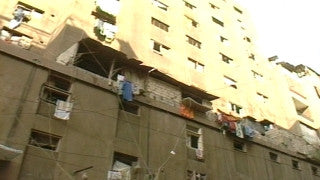 MG_054 Israel military footage: Gaza stock footage - Life in a Palestinian refugee camp in Gaza, 2002