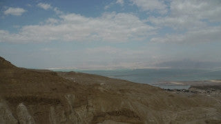 TD_012 Time Lapse Israel: Dead Sea - Judean Desert and Dead Sea