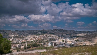 TN_007 Time Lapse Israel: North & Sea of Galilee - Nazareth