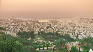 TN_011 Time Lapse Israel: North & Sea of Galilee - Haifa day to night