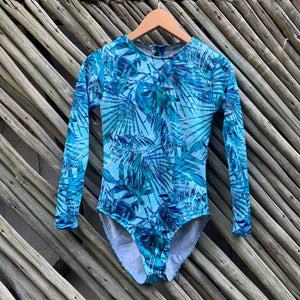 Maui Blue Youth Swimsuit
