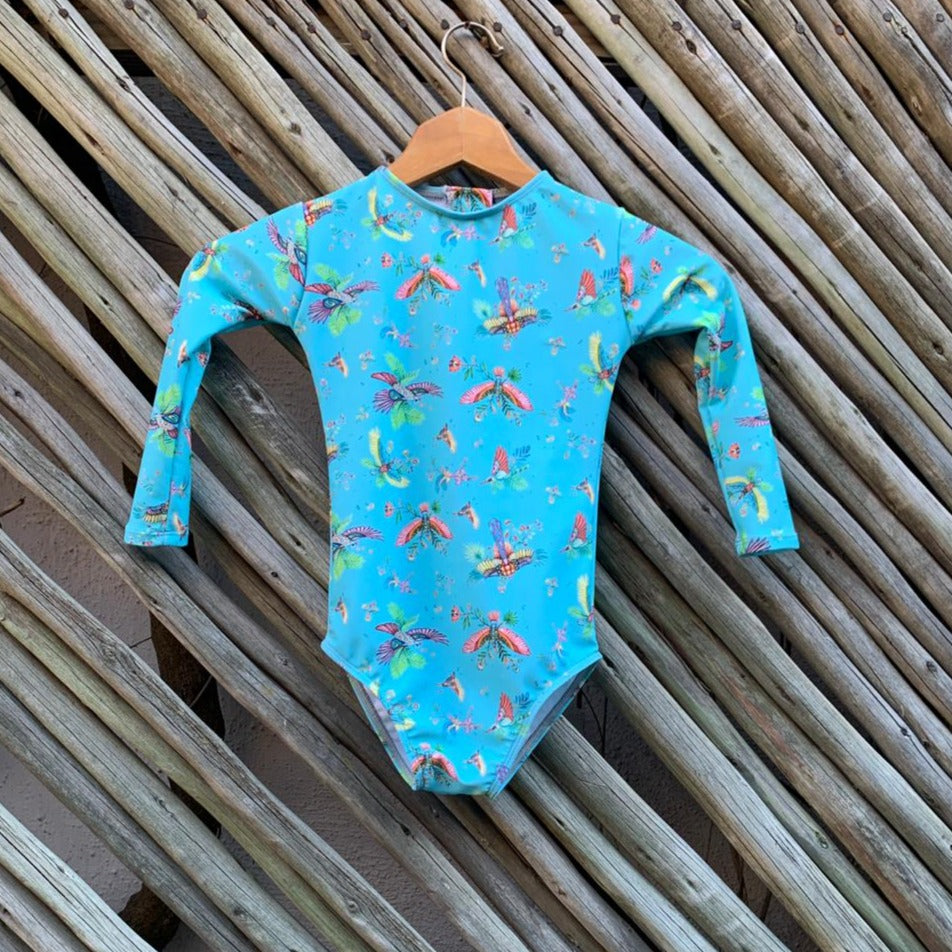 Birds In Paradise Youth Swimsuit