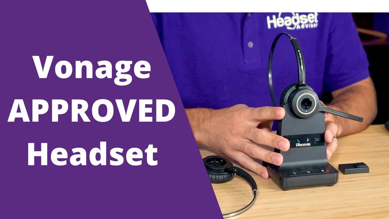 APPROVED New Vonage Headset - Is it the best? | Headset Advisor