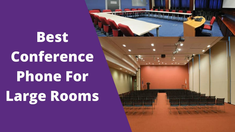 Best Conference Phone For Large Rooms | Headset Advisor