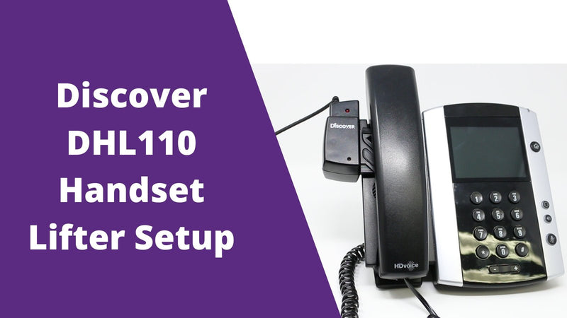 Discover DHL110 Handset Lifter Setup Guide (Video) | Headset Advisor