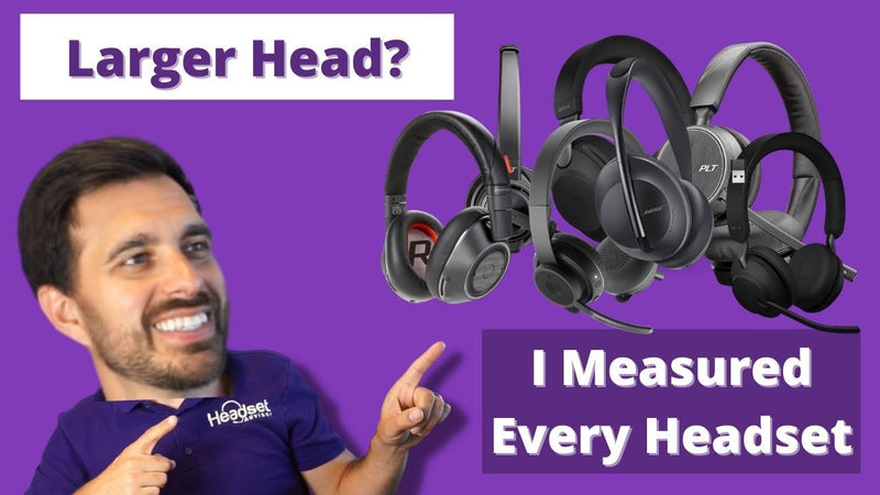 Larger Head? I Measured Every Headset | Headset Advisor