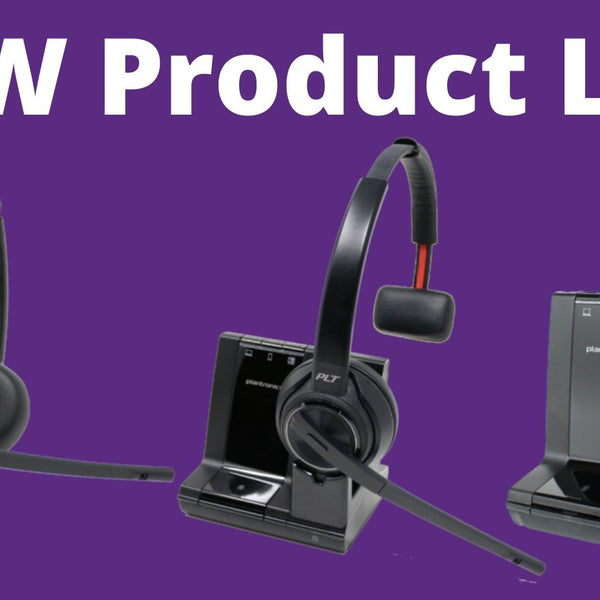 New Everything You Need To Know About The Plantronics Savi 8200 Serie Headset Advisor