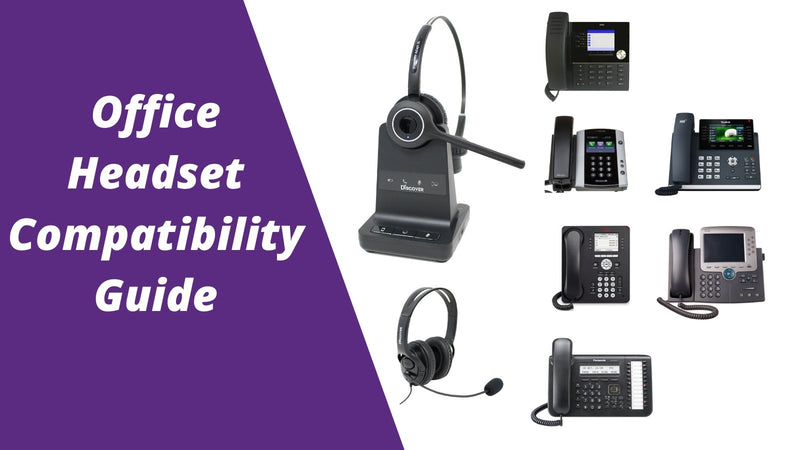 Office Headset Compatibility Guide For Desk Phones: Compatibility Made Easy | Headset Advisor