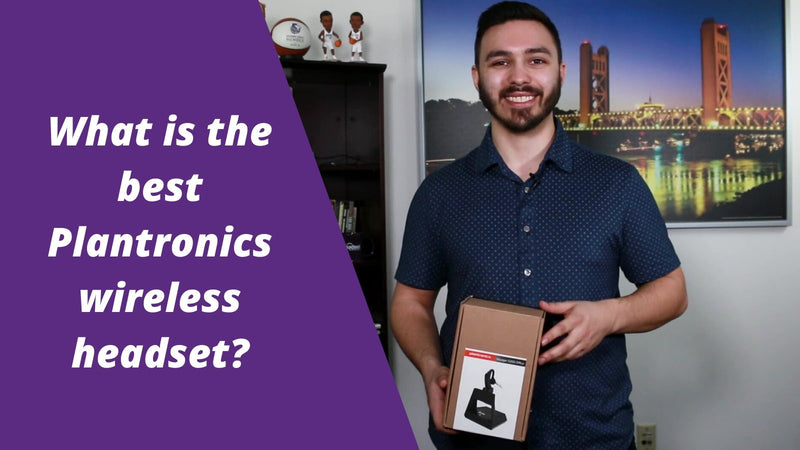 What Is the Best Plantronics Wireless Headset? | Headset Advisor