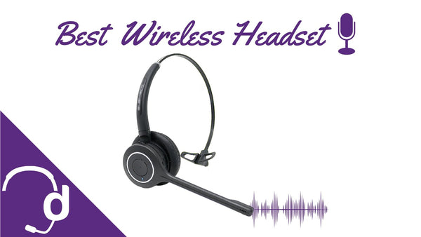 What is the Best Wireless Headset Microphone? | Headset Advisor