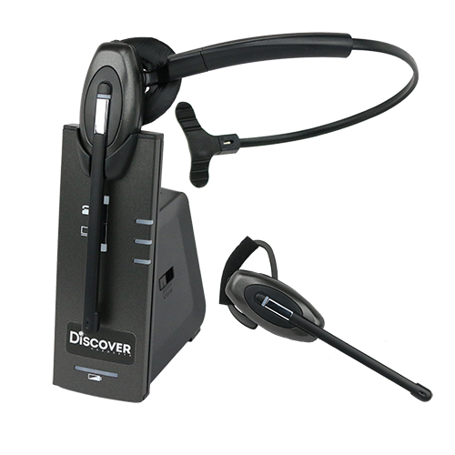 Discover D904 wireless office headset