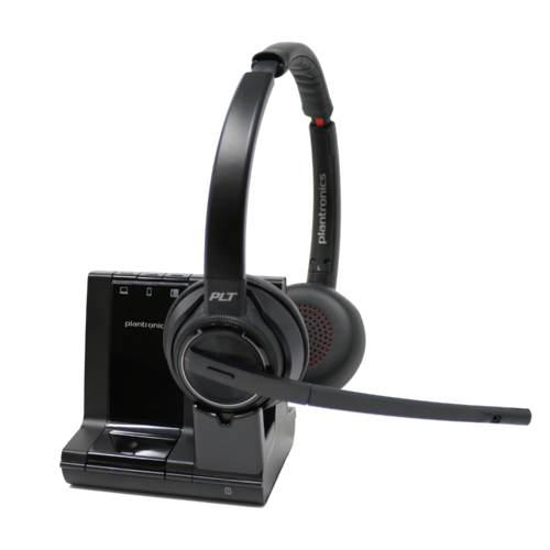 Plantronics 8220 Active Noise Cancelling Wireless Headset