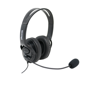 Discover D722 Business Headset for Long Office Hours