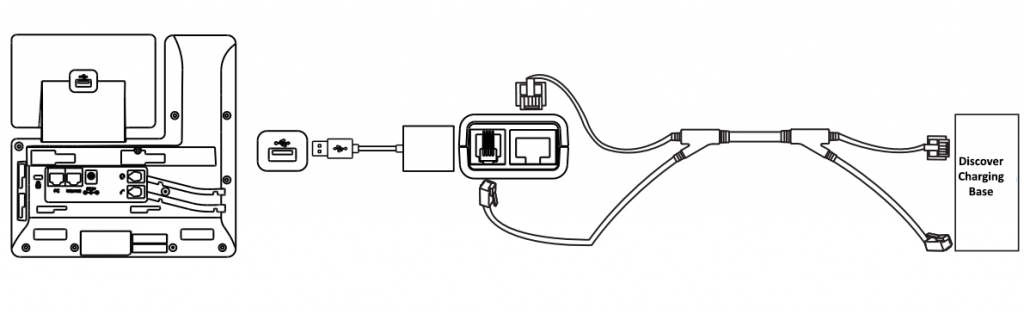 yealink ehs40 setup with discover headsets