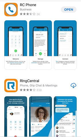 Preferred headsets for RingCentral mobile phone apps