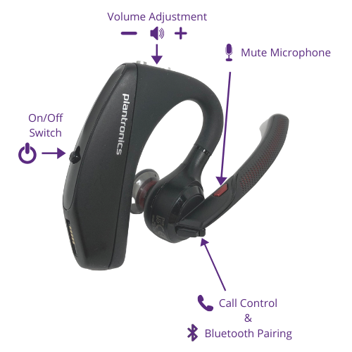 How To Pair My Plantronics Voyager 5200 Headset Advisor