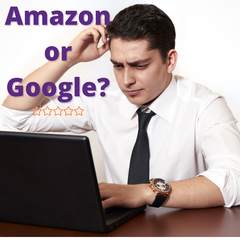 amazon or google for reviews