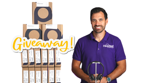 free weekly giveaway image with david