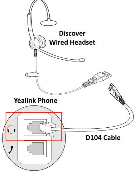 discover headset with yealink