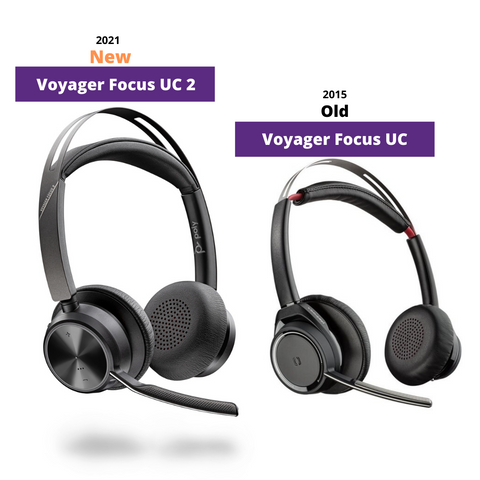 poly voyager focus uc 2 vs voyager focus uc