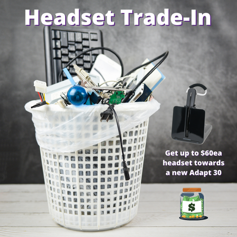 Headset Trade-In