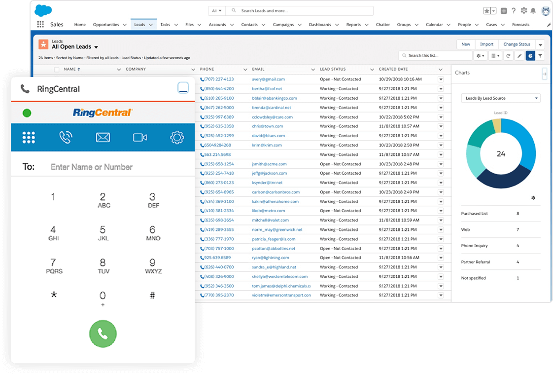 ringcentral softphone