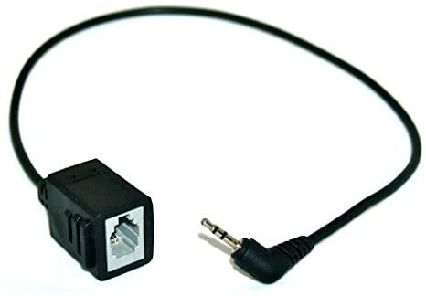 Adapter For Phones With 2.5mm Port To RJ9 - Headset Advisor