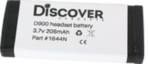 Discover Battery For D901 D902 And D903 - Headset Advisor