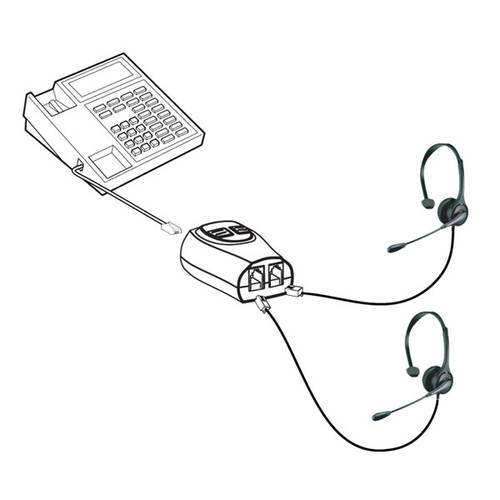 Discover D300 Headset Training Adapter - Headset Advisor