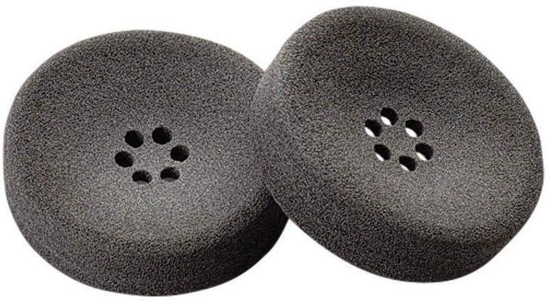 Foam Cushions For Plantronics CS510, CS520, C052, CS351n, CS361n, W710 and W720- 2 Pack - Headset Advisor