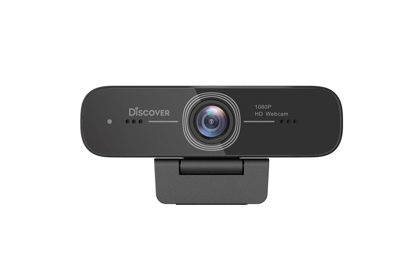 HD100 Professional USB Webcam With 1080P From Discover Headsets (PREORDER) - Headset Advisor