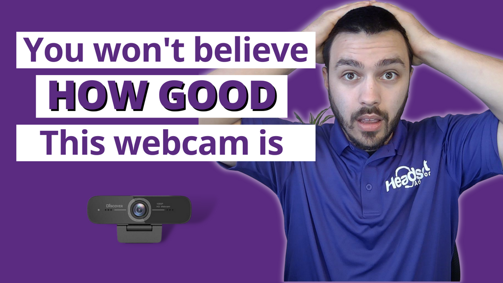 60 second review of the HD100 webcam
