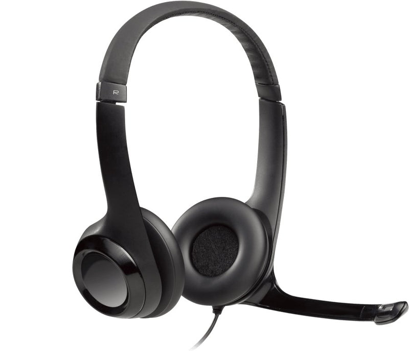 Logitech H390 Wired USB Headset for Computers - Headset Advisor