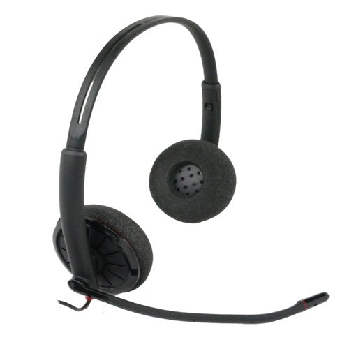 Plantronics Blackwire C320 Dual Speaker USB Wired Headset - Headset Advisor