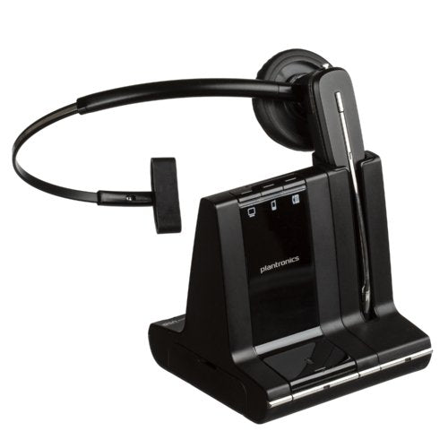 Plantronics Savi W740 Convertible Wireless Office Headset - Headset Advisor