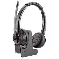 Plantronics Savi W8220 Spare Headset and Charging Cradle - 211423-02 - Headset Advisor
