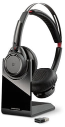Plantronics Voyager Focus UC Dual Speaker Wireless Headset With ANC - Headset Advisor