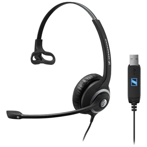 Sennheiser Circle SC 230 Single Speaker USB Headset For Computer - Headset Advisor