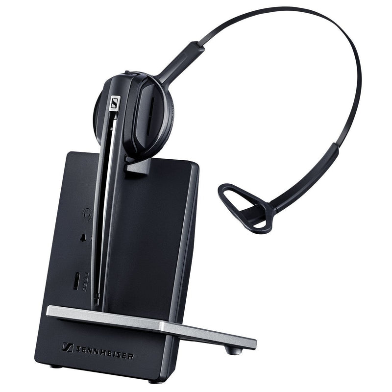 Sennheiser D10 Wireless Office Headset For Desk Phone - Headset Advisor