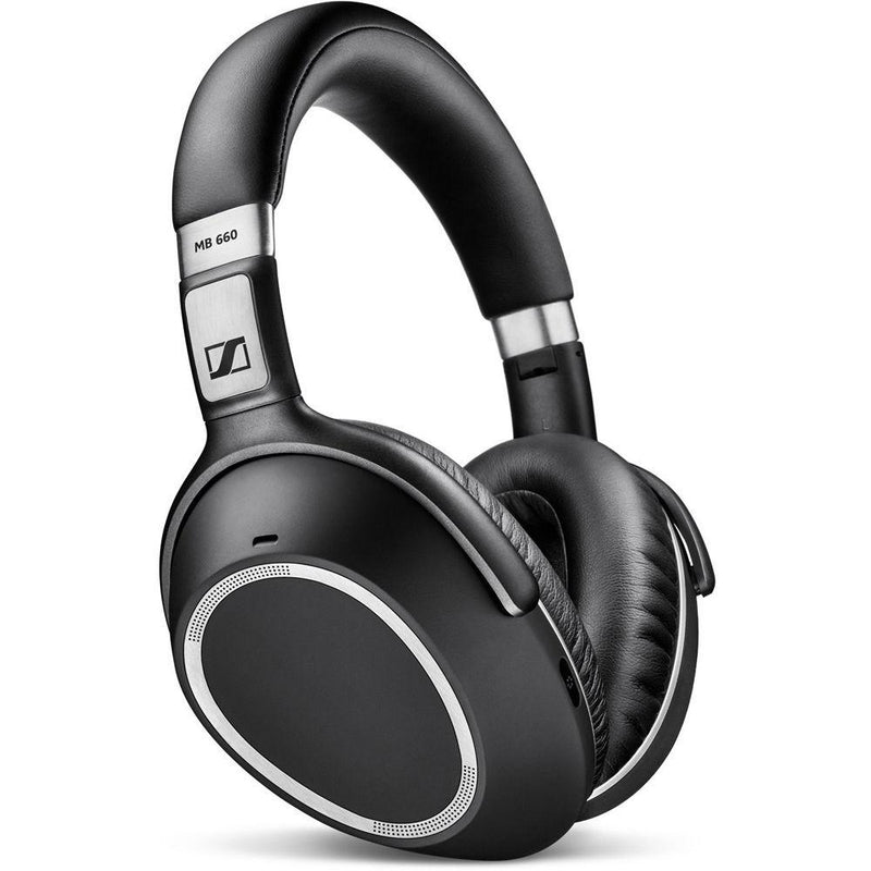 Sennheiser MB 660 UC Noise Canceling Wireless Headset With ANC - Headset Advisor