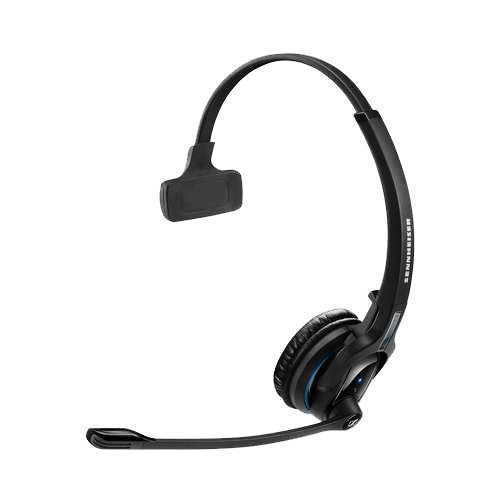 Sennheiser MB Pro 1 Single Speaker Bluetooth Headset - Headset Advisor