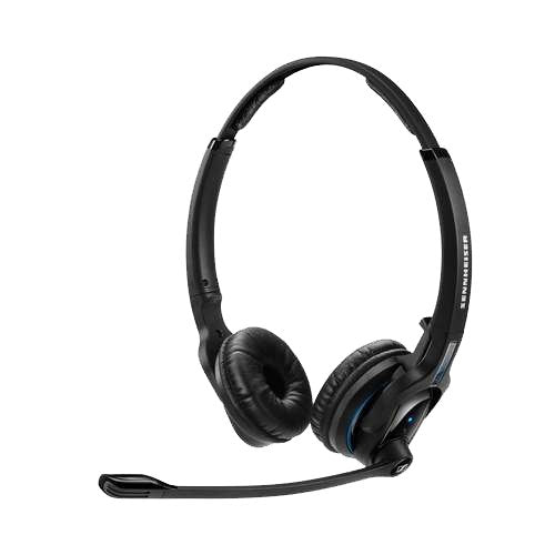 Sennheiser MB Pro 2 Dual Speaker Bluetooth Headset For Mobile Calls - Headset Advisor