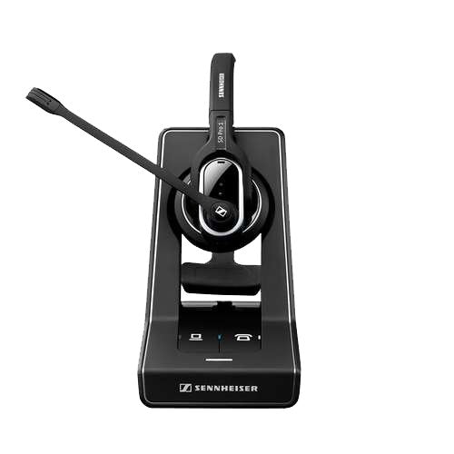 Sennheiser SD Pro 1 Single Speaker Wireless Office Headset - Headset Advisor
