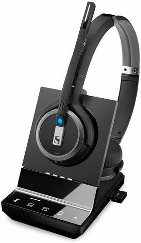 Sennheiser SDW5066 Dual Speaker Wireless Office Headset System - Headset Advisor