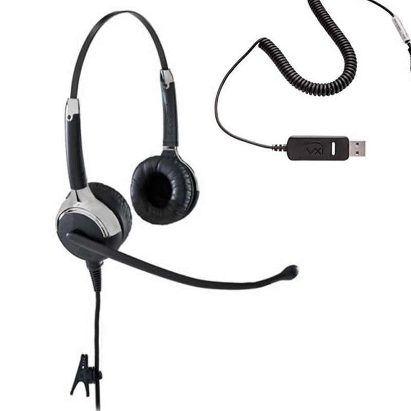 VXI UC Proset with USB Adapter - Headset Advisor