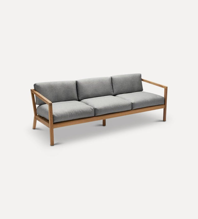 Virkelyst Outdoor Sofa Ash
