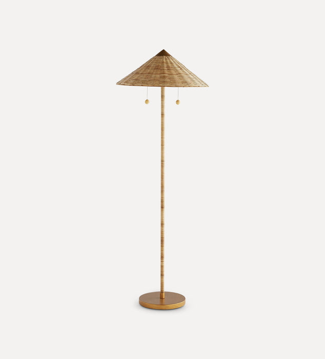 Charpak Floor Lamp