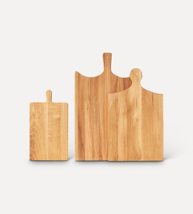 Colby Reclaimed Cutting Board Set
