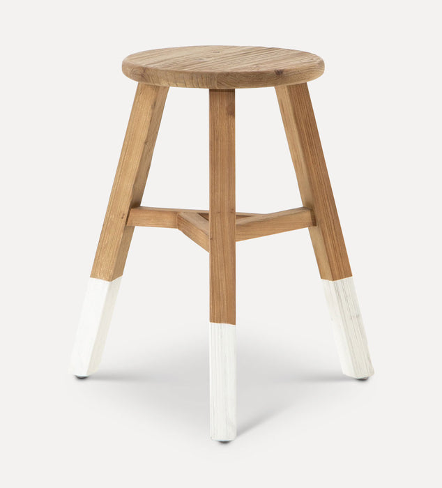 Demi Stool White